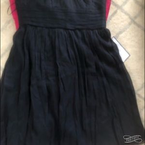 J Crew Navy formal dress